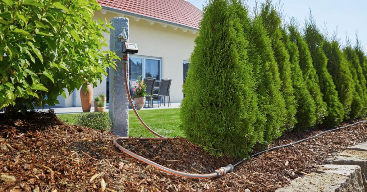 Gardena Microdrip system