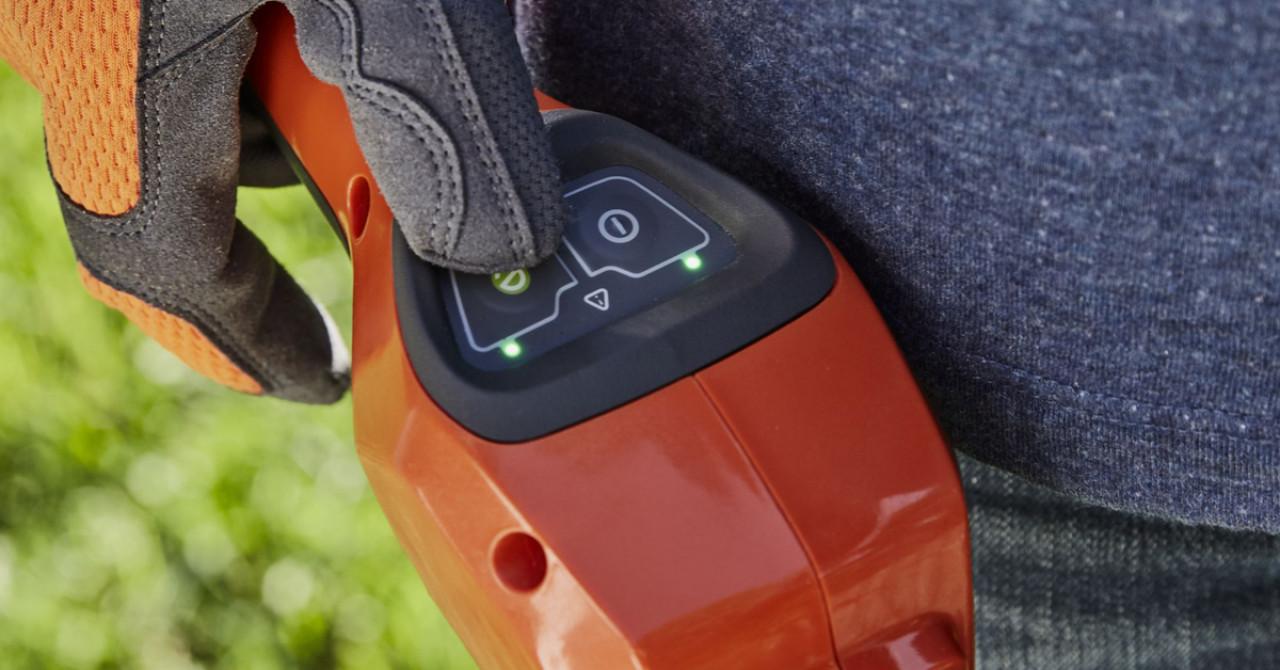 Husqvarna batterigrästrimmer