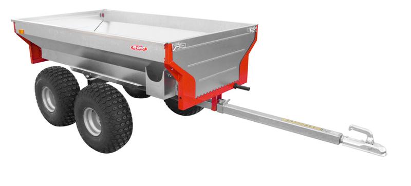Ultratec Flakvagn Boggie ATV