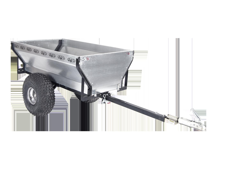 Black Wolf Gårdsvagn ATV