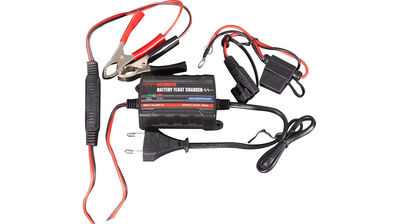 Batteriladdare ATV