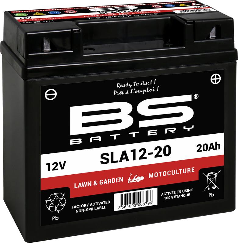 BS Batteri LSA12-20