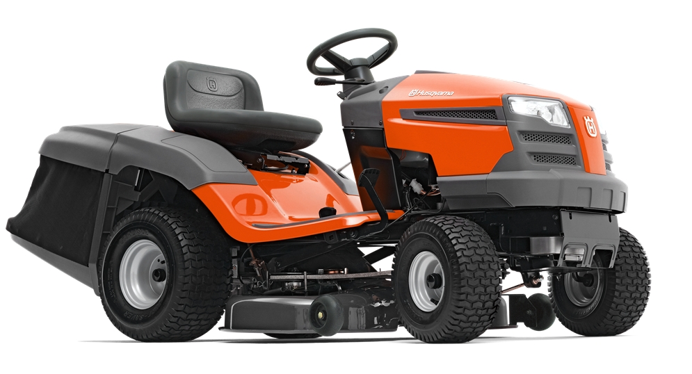Husqvarna TC 138 Traktor