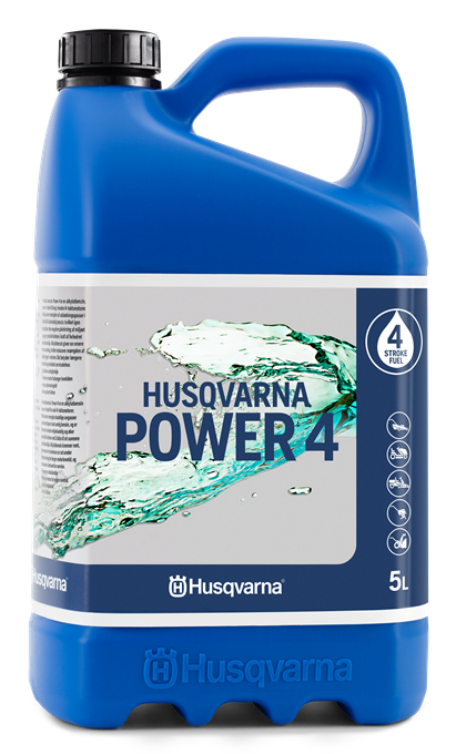 XP Power 4-takt Husqvarna